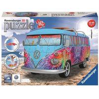 Puzzle, 162 elementy VW Bus T1 Indian Summer 3D