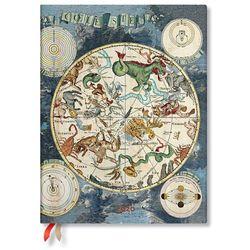 Kalendarz 2020 Ultra Horizontal Celestial Planisphere