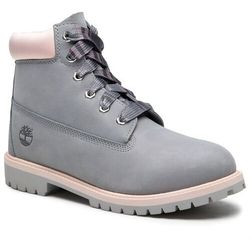 Trapery TIMBERLAND - 6 In Premium WP Boot TB0A41TGD52 Medium Grey Nubuck