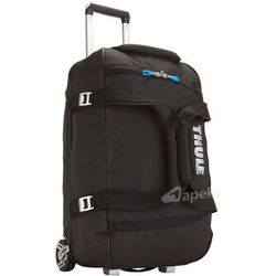 Thule Crossover Rolling Duffel 56L torba podróżna na kółkach / Black - Black