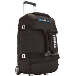 Thule Crossover Rolling Duffel 56L torba podróżna na kółkach / czarna - Black