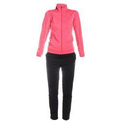 Puma TRICOT GRAPHIC SUIT Dres paradise pink/black