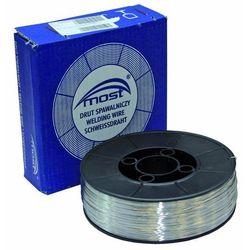 Spoiwo aluminiowe Most AlMg 5 fi 0,8 mm 2 kg