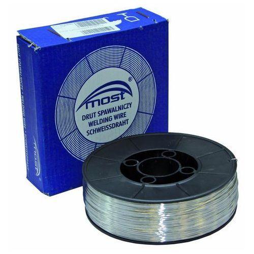 Akcesoria lutownicze, Spoiwo aluminiowe Most AlMg 5 fi 0,8 mm 2 kg
