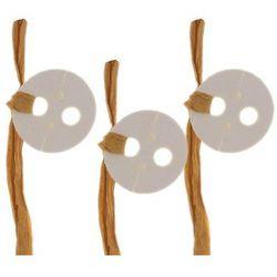 Tasiemki z krążkami ECO do wiązania balonów - 50 szt.
