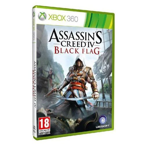 Gry Xbox 360, Assassin's Creed 4 Black Flag (Xbox 360)