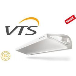 VTS WING E100 EC Kurtyna powietrzna z grzałkami elektrycznymi
