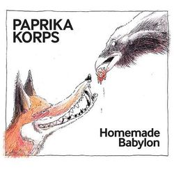 Homemade Babylon (CD) - Paprika Korps