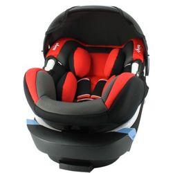 Nania fotelik samochodowy Migo Satellite Premium Red - BEZPŁATNY ODBIÓR: WROCŁAW!