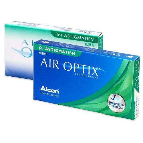 Soczewki kontaktowe, Air Optix for Astigmatism 3 sztuki