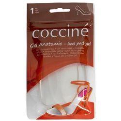 Podpiętki COCCINE - Gel Anatomic- Heel Pad Gel 665/16/93A-F Bezbarwny