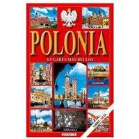 Przewodniki turystyczne, Polska. Najpiękniejsze miejsca - wersja hiszpańska (opr. broszurowa)