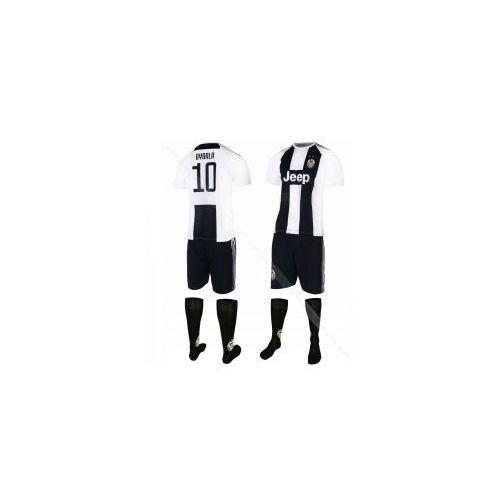 Odzież do sportów drużynowych, DYBALA JUVENTUS - komplet piłkarski - koszulka, spodenki + skarpety BS SPORT