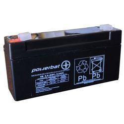 Akumulator żelowy POWERBAT CB 3,2-6 6V 3,2Ah