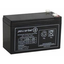 Akumulator żelowy POWERBAT CB 7-12 12V 7Ah