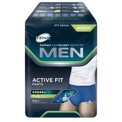 Tena Men Pants Plus OTC Edition Large, majtki chłonne, 8 szt.w opak. wyprzedaż