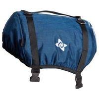 Sakwy, torby i plecaki rowerowe, Klapka na sakwy Crosso - kaptur Expert BIG niebieska