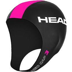 Head Neo Czapka, black-pink L/XL 2019 Czepki pływackie Przy złożeniu zamówienia do godziny 16 ( od Pon. do Pt., wszystkie metody płatności z wyjątkiem przelewu bankowego), wysyłka odbędzie się tego samego dnia.