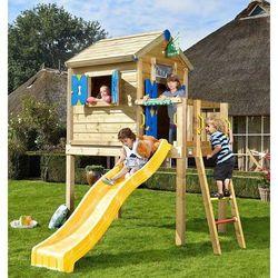 Domek drewniany Jungle Playhouse platforma L