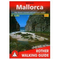 Majorka Bergverlag Rother Mallorca (opr. miękka)