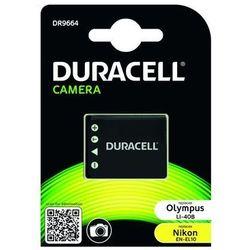 Duracell Akumulator do aparatu 3.7v 630mAh DR9664 DARMOWA DOSTAWA DO 400 SALONÓW !!