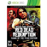 Gry na Xbox 360, Red Dead Redemption (Xbox 360)