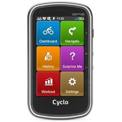 Nawigacja MIO Cyclo 405 Europa