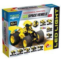 Pozostałe zabawki, Scienza Hi Tech Pojazd kosmiczny Led