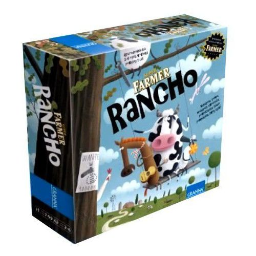 Gry dla dzieci, GRA SUPER FARMER RANCHO