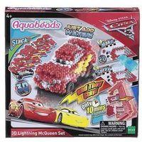 Kreatywne dla dzieci, Aquabeads Zestaw Auta 3 Zygzak McQueen 3D - Epoch