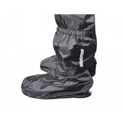 OSŁONA PRZECIWDESZCZOWA NA BUTY OZONE STEAM BLACK Nakładki na buty wodoszczelne