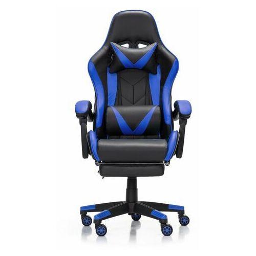 Fotele dla graczy, Fotel gamingowy NORDHOLD - FENRIR - niebieski