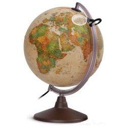 Marco Polo globus podświetlany stylizowany, kula 30 cm Nova Rico