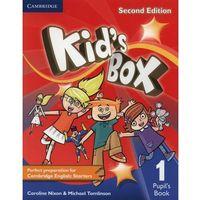 Książki do nauki języka, Kid's Box 1 Second Edition. Podręcznik (opr. miękka)