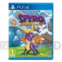 Gry na PS4, Spyro Reignited Trilogy (PS4)