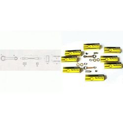 Korbowód standard Suzuki Katana 99 - Zillion LC KRJ6001080