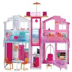 Domek dla lalek Barbie 3 piętrowy Mattel DLY32