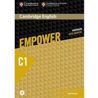 Książki do nauki języka, EMPOWER ADVANCED WB WITH KEY - mamy na stanie, wyślemy natychmiast (opr. miękka)