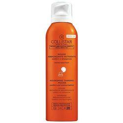 Collistar Sun Protection piankia do opalania do twarzy i ciała SPF 20 200 ml