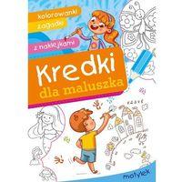 Książki dla dzieci, Kredki dla maluszka Motylek (opr. miękka)