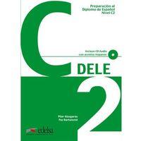 Książki do nauki języka, Preparacion al diploma de espanol nivel C2 DELE incluye CD audio (opr. miękka)