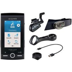 SIGMA SPORT ROX GPS 12.0 Sport Komputer rowerowy, grey 2019 Nawigacje rowerowe