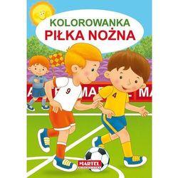 Kolorowanka piłka nożna - jarosław żukowski