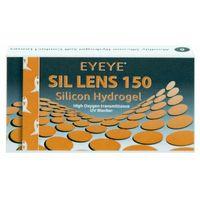 Soczewki kontaktowe, Eyeye Sil Lens 150 - 6 szt.