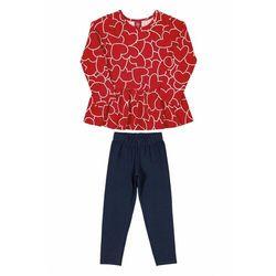 Komplet dziewczęcy bluza+spodnie 3P39A3 Oferta ważna tylko do 2023-12-01