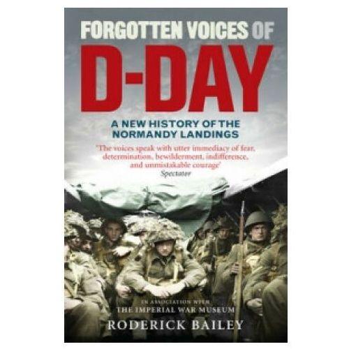 Książki do nauki języka, Forgotten Voices of D-Day (opr. miękka)