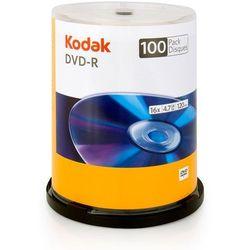 PŁYTA DVD-R 4,7GB 16X CAKE 100 [3208]