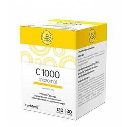 LIPOCAPS C 1000 witamina C Liposomalna ForMeds