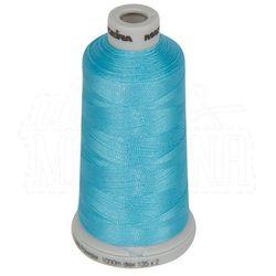 Nić do haftu Madeira Polyneon No.40 - 1000m, jasny niebieski