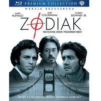 Thrillery, Zodiak Premium Collection (Blu-ray) - David Fincher DARMOWA DOSTAWA KIOSK RUCHU